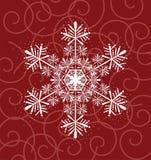 Tarjeta de felicitación de Navidad Imagenes de archivo