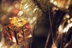 Tarjeta de felicitación del Año Nuevo Foto de archivo libre de regalías