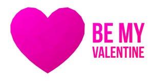 Tarjeta de felicitación del día de la tarjeta del día de San Valentín s stock de ilustración
