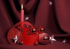 tarjeta de felicitación del Nuevo-año Fotografía de archivo