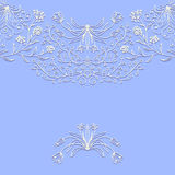 Tarjeta de felicitación del vector. Foto de archivo libre de regalías