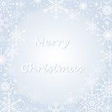 Tarjeta de felicitaciones de la Navidad Imágenes de archivo libres de regalías