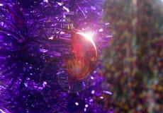 Tarjeta de Hristmas, Año Nuevo, la Navidad Imágenes de archivo libres de regalías