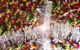 Tarjeta de Hristmas, Año Nuevo, la Navidad Fotos de archivo libres de regalías