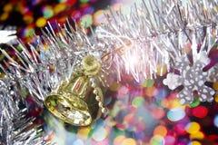 Tarjeta de Hristmas, Año Nuevo, la Navidad Fotos de archivo
