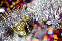 Tarjeta de Hristmas, Año Nuevo, la Navidad Imagenes de archivo