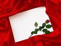 Tarjeta de la invitación Imagenes de archivo