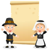 Tarjeta de la invitación de la acción de gracias stock de ilustración