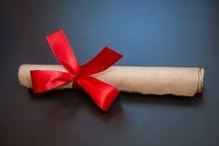 Tarjeta de la invitación de la boda Imagen de archivo