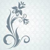 Flor decorativa Foto de archivo libre de regalías