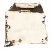 Tarjeta de la muestra imagen de archivo