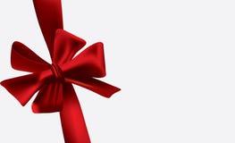 Tarjeta de la Navidad y del regalo Imagen de archivo libre de regalías