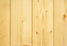 Tarjeta de madera con Knotholes Imagen de archivo libre de regalías