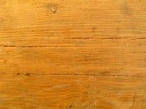 Tarjeta de madera del tablón Imagen de archivo