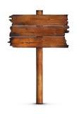 Tarjeta de madera socarrada Foto de archivo libre de regalías