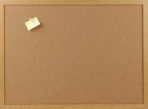 Tarjeta de mensaje Imagen de archivo libre de regalías