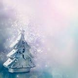 Tarjeta de Navidad. Imagen de archivo libre de regalías
