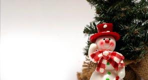 Tarjeta de Navidad Imágenes de archivo libres de regalías