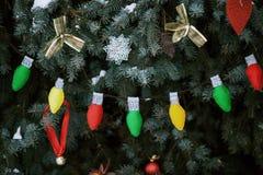 Tarjeta de Navidad Copie el espacio Concepto de la Navidad Fondo del día de fiesta Tarjeta de Navidad Fotografía de archivo libre de regalías