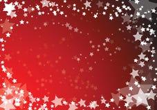 Tarjeta de Navidad del vector stock de ilustración