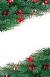 Tarjeta de Navidad, fondo de la Navidad Foto de archivo