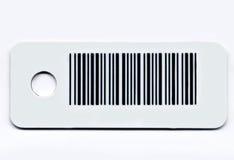Tarjeta del código de barras Fotos de archivo