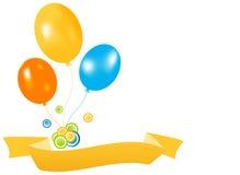 Tarjeta del día de fiesta Imagen de archivo libre de regalías