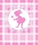 Tarjeta del día de madre Imágenes de archivo libres de regalías