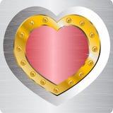 Tarjeta del día de San Valentín ilustración del vector