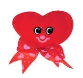 Tarjeta del día de San Valentín. Imágenes de archivo libres de regalías
