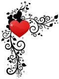 Tarjeta del día de San Valentín y concepto del amor libre illustration