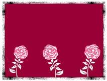 Tarjeta del día de tarjeta del día de San Valentín Stock de ilustración