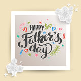 Tarjeta del día del ` s del padre
