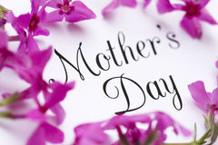 Tarjeta del día de madre Fotos de archivo