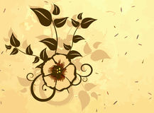 Tarjeta del diseño Imagen de archivo libre de regalías