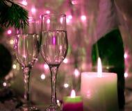 Tarjeta del estilo de la Feliz Año Nuevo Imagen de archivo libre de regalías