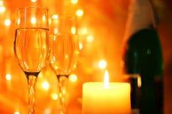 Tarjeta del estilo de la Feliz Año Nuevo Foto de archivo libre de regalías