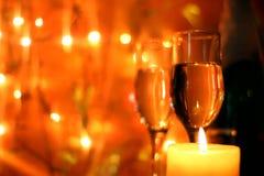 Tarjeta del estilo de la Feliz Año Nuevo Imagenes de archivo