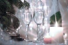 Tarjeta del estilo de la Feliz Año Nuevo Fotos de archivo libres de regalías