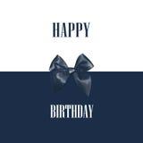 Tarjeta del feliz cumpleaños libre illustration