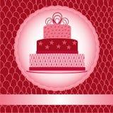 Tarjeta del feliz cumpleaños Fotos de archivo libres de regalías