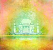 Tarjeta del kareem del Ramadán
