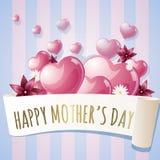 Tarjeta dulce del día de madres libre illustration