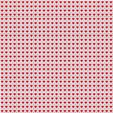 Tarjeta el el día de tarjeta del día de San Valentín Imagen de archivo