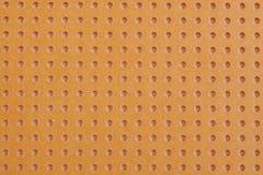 Tarjeta electrónica en blanco Fotografía de archivo