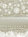 Tarjeta elegante del Año Nuevo y de los cristmas. EPS 8 Imagenes de archivo