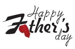 Tarjeta feliz del día del ` s del padre