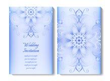 Tarjeta o invitación del vector Fotografía de archivo libre de regalías