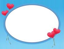 Tarjeta para mi amor Fotografía de archivo libre de regalías
