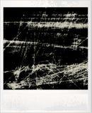 Tarjeta vieja rasguñada de la foto Fotos de archivo